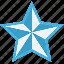 decoration star, quality sign, ranking star, rating star, star icon