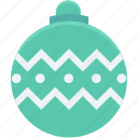 bauble, bauble ball, christmas bauble, christmas ornaments, decoration icon