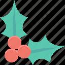 christmas mistletoe, christmas ornaments, mistletoe, plant, xmas icon