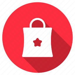 bag, christmas, ecommerce, favorite, shop, shopping, store icon