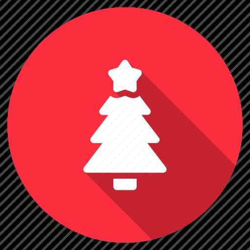 celebration, christmas, decoration, forest, plant, snow, tree icon