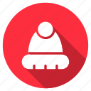 celebration, christmas, hat, snow, weather, winter, xmas icon