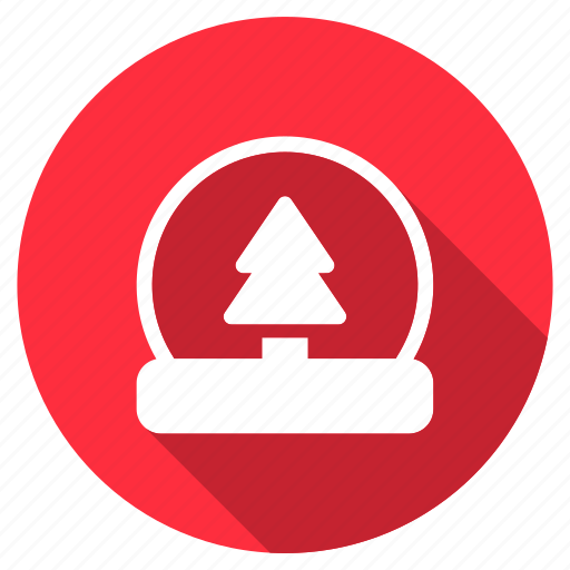 celebration, christmas, decoration, party, snow, tree, winter icon