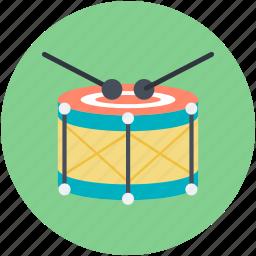 childrens drum, drum, hand drum, musical instruments, percussion icon