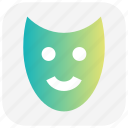 anonymous, christmas, face, happy, mask