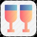 beverage, christmas, drinks, glass, wine