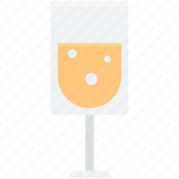 alcohol, cocktail, drink, wine, wine glass icon
