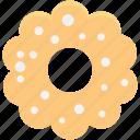 bakery food, biscuit, cookie, cracker, snack