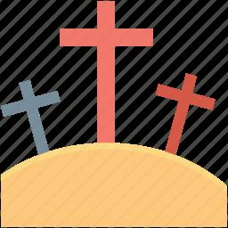 cemetery, christian cemetery, graveyard, holy cross, rip icon