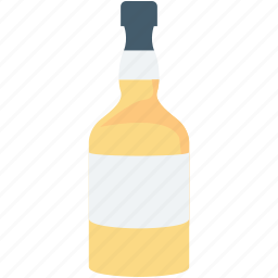 alcohol, champagne bottle, drink, wine, wine bottle icon