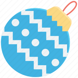 bauble, bauble ball, christmas bauble, christmas ornaments, decorations icon