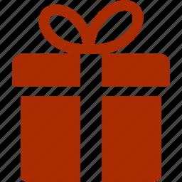 birthday, box, christmas, gift, present, xmas icon
