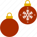 bubbles, christmas, hanging, lanterns, ornament, snowflake