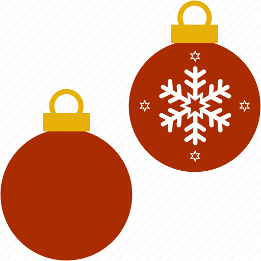 bubbles, christmas, hanging, lanterns, ornament, snowflake icon