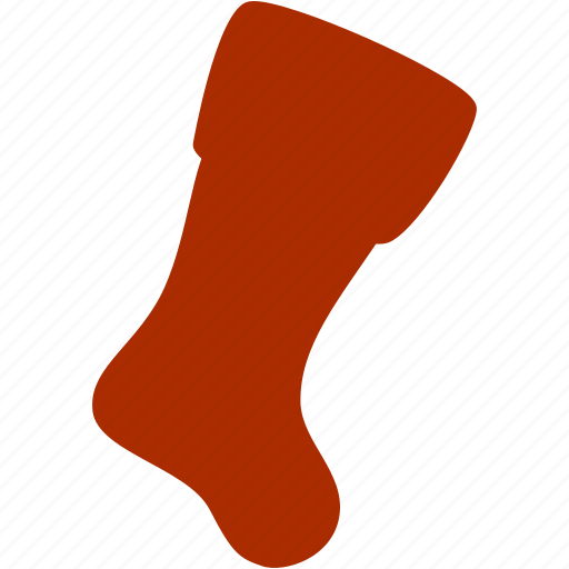 christmas, decoration, ornament, sock, stocking, winter icon