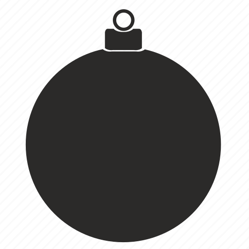 ball, christmas, new year, toy icon