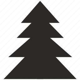 christmas, fir, holiday, new year, toy, tree icon