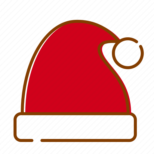 christmas, holidays, red, santa, xmas icon