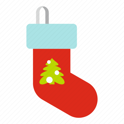 blog, christmas, gift, sock, stocking, winter, xmas icon