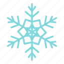 blog, cold, season, shape, snow, snowflake, winter icon
