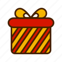 celebration, christmas, gift, winter, xmas icon