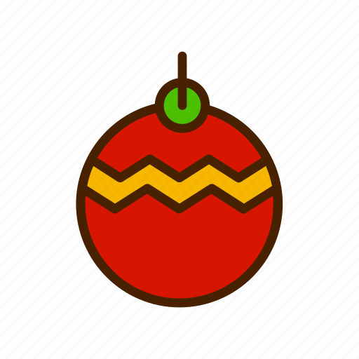 ball, celebration, christmas, winter, xmas icon