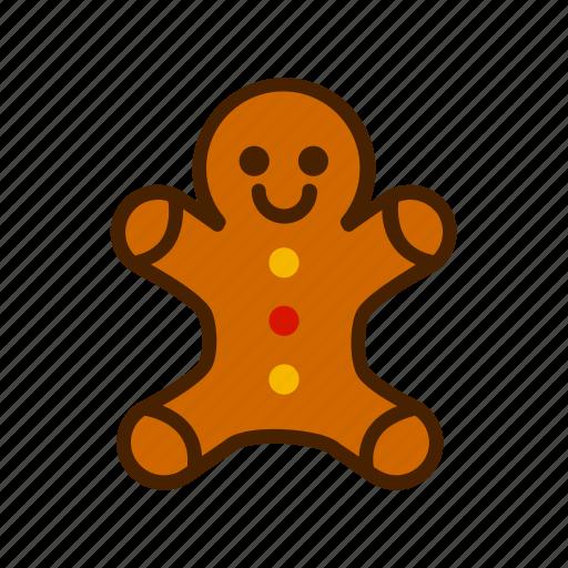 celebration, christmas, cookies, winter, xmas icon