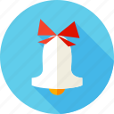 bell, bells, christmas, decor, jingle, jingle bell, xmas icon