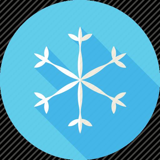 christmas, cold, frozen, seasonal, snow, snowflake, winter icon