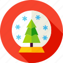 christmas, christmas tree, glassball, new year, tree, winter, xmas icon