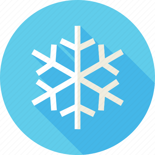 christmas, cold, new year, snow, snowflake, weather, winter icon