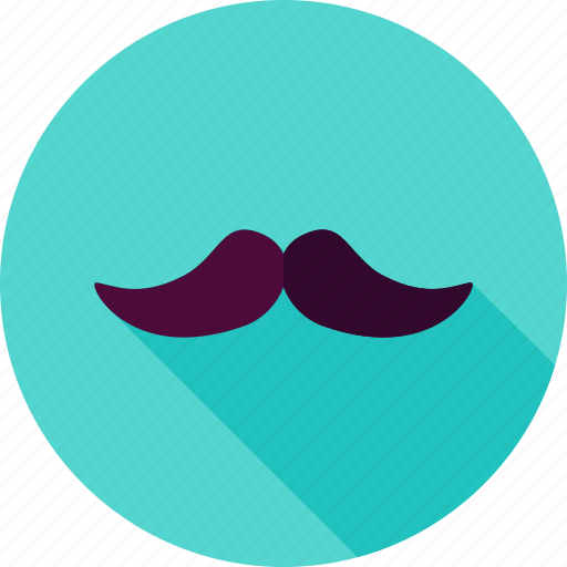 fashion, hipster, moustache, mustache, whisker icon