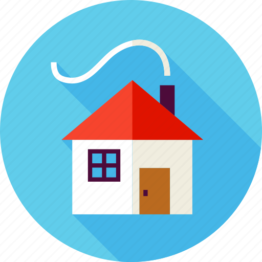 building, estate, home, house, real, real estate, residental icon