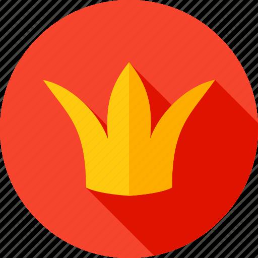 corona, coronal, coronet, crown, decor, decoration, diadem icon
