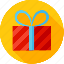 box, celebration, decor, gift, greeting, holiday, present icon