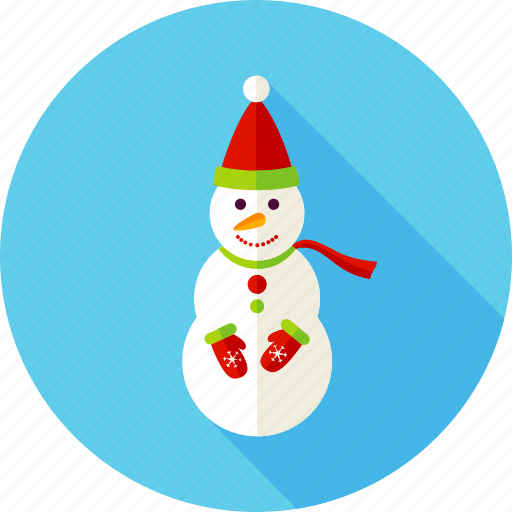 christmas, holiday, merry christmas, new year, snow, snowman, winter icon