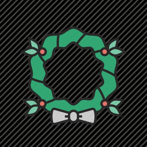 christmas, decorations, winter icon
