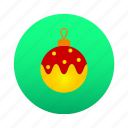 accessory, christmas, christmas tree, decorate, embellish, ornament, xmas icon