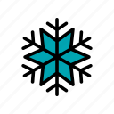 christmas, snow, snowflake, winter, xmas icon