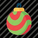 ball, light, christmas, elements, holiday, xmas, bells