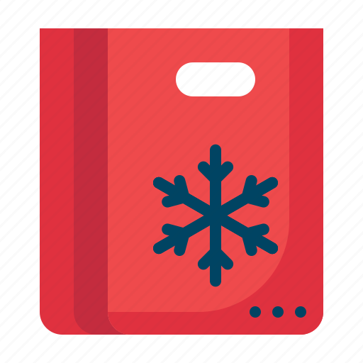 Bag, christmas, gift, sale, shopping, xmas icon - Download on Iconfinder