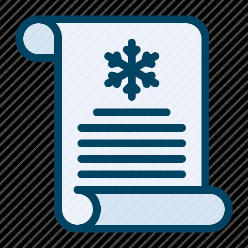 christmas, greeting, invitation, letter, message, wish, xmas icon