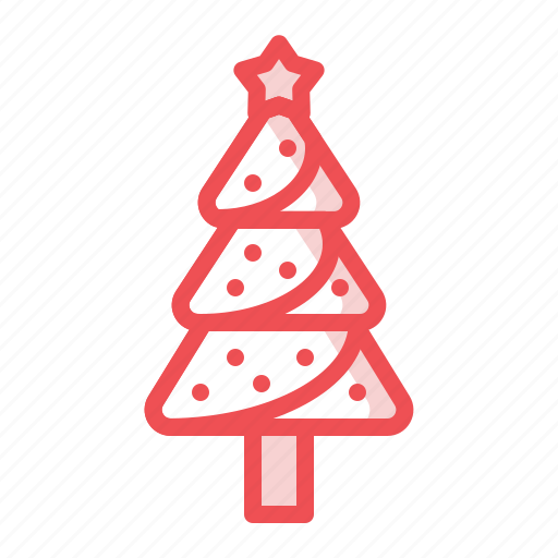 Christmas, decoration, fir, pine, pinetree, tree, xmas icon - Download on Iconfinder