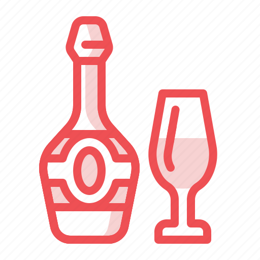 Alcohol, beverage, celebration, champagne, drink, party, wine icon - Download on Iconfinder