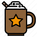 beverage, cocoa, coffee, drink, hot, mug