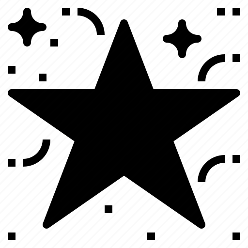christmas, day, decoration, party, star icon