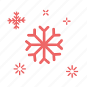 christmas, cold, snow, snowflake, winter, xmas icon