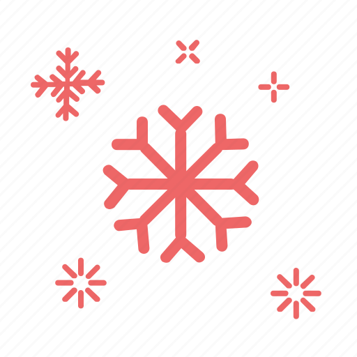 christmas, cold, snow, snowflake, winter, xmas icon