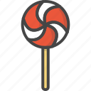 candy, christmas, colored, holidays, lollipop, xmas icon