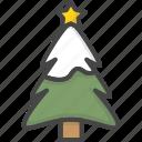 christmas, colored, holidays, tree, xmas